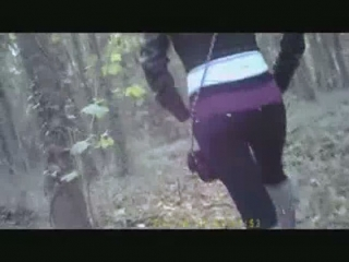 Streetwalker leads me to her lair for a quick blowjob
