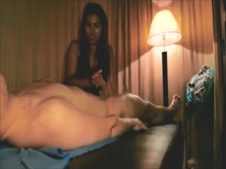 Thai Massage Experience And Blowjob Happy End