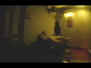 Massage and Handjob in Thai Room Sauna 4