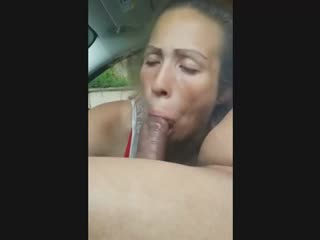 hooker cum in mouth