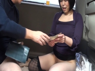 Japanese rookie prostitute records her encounters with clients