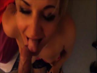 Quick blowjob for my premature ejaculation problem 1