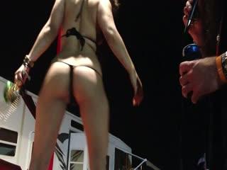 Striptease night in alabama camping