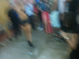 Latina Stripper in the town square for free