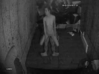 Katowice Hostel security camera 2 hours of raw video 3