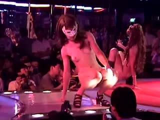 asian girl strip dance nelson escorts