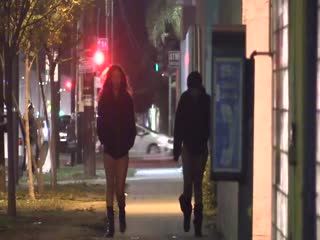 Sexy Street Hookers from Los Angeles
