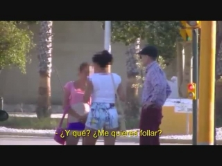 Grandfather asking price to street fuckable babes in spain